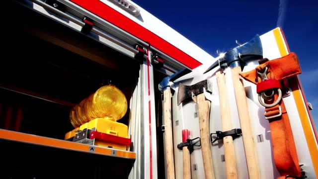 HD: Fire Engine Interior