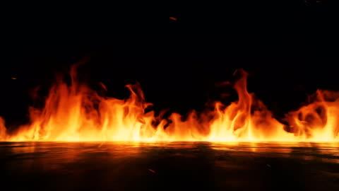 fire flame bakgrund 4k stock video - eldsvåda bildbanksvideor och videomaterial från bakom kulisserna