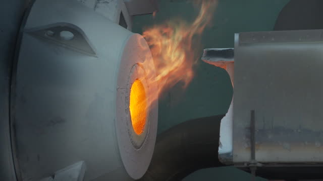 fire from the furnace - north tirol stock videos & royalty-free footage