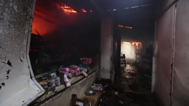 A fire in Managua destroys part of the biggest market in Nicaragua on Sunday but no people were harmed thanks to the intervention or more than 2000...