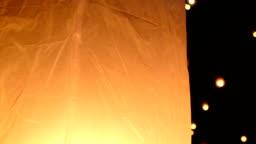 Fire Lanterns Released HD Video