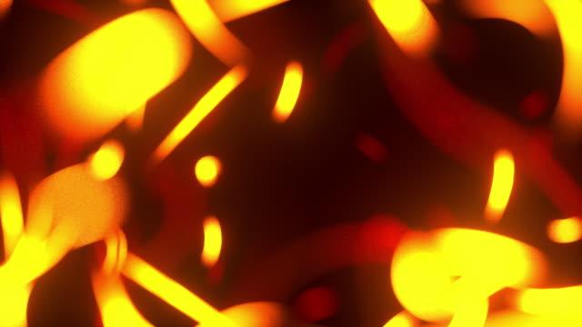 vidéos et rushes de fire sparks spinning - frolow
