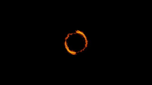 Fire Spirals