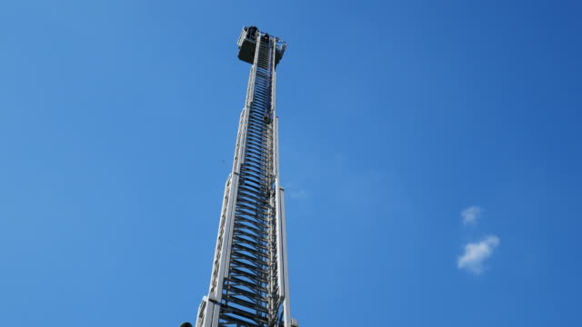 fire truck stairs - fire engine stock videos & royalty-free footage