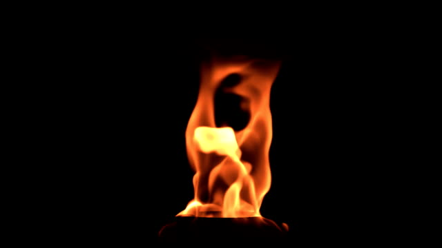 fire - plain background stock videos & royalty-free footage