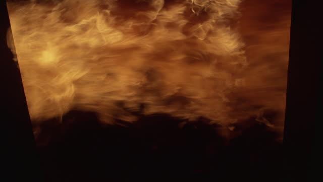 MS Fireballs through shaft