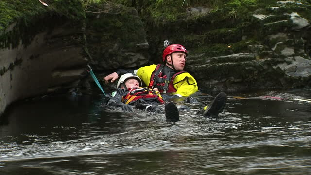 Firefighters are being called on more and more to help cope with increasing demand for flood rescue which as Adele Robinson reports means more...