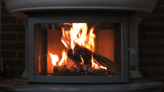 Fireplace Close Up
