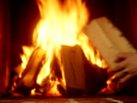 fireplace sweden. - one mid adult man only stock videos & royalty-free footage
