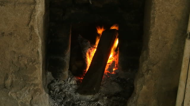 fireplace - kiln stock videos and b-roll footage