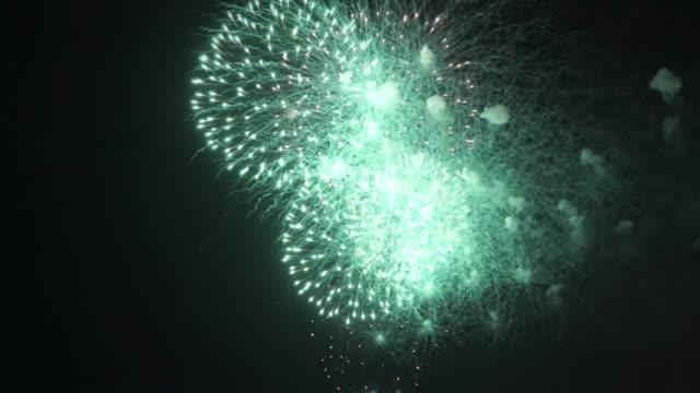 Firework at singapore