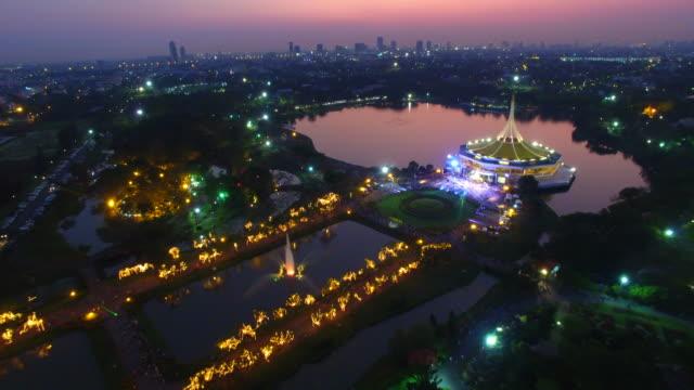4K : Firework at SuanLuang Park
