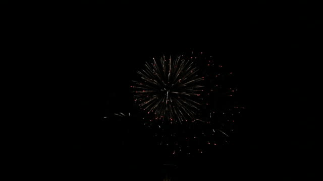hd : firework celebration - circa 4th century stock videos & royalty-free footage