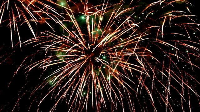 firework display, loopable - fourth of july stock videos and b-roll footage