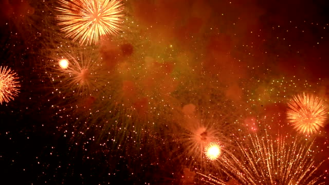 firework display - fourth of july stock videos & royalty-free footage