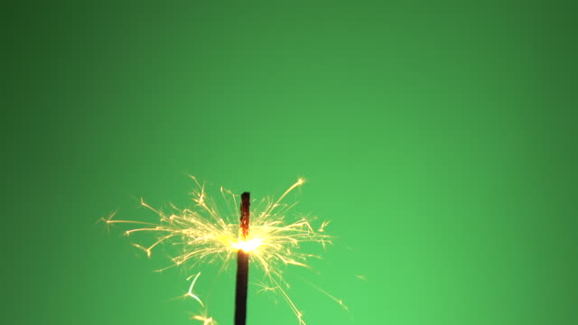 firework on green screen background - keyable stock videos & royalty-free footage