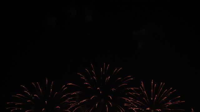 vídeos y material grabado en eventos de stock de fuego artificial - firework explosive material