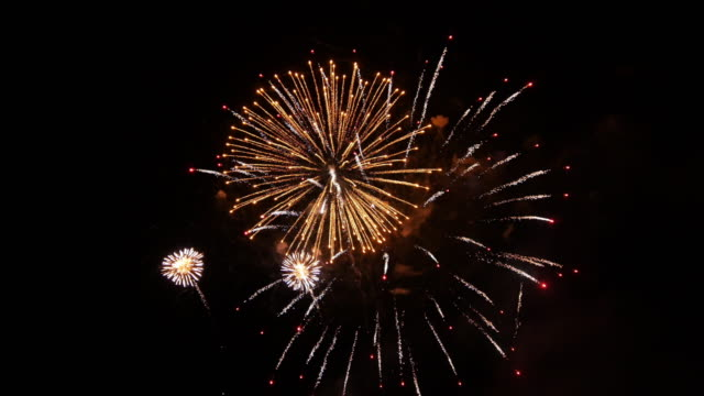 firework - 4k resolution stock videos & royalty-free footage