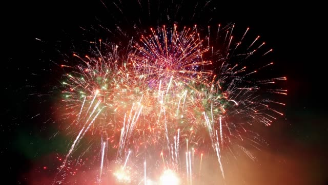 firework - fiesta background stock videos & royalty-free footage