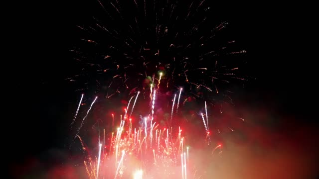 firework - finishing stock videos & royalty-free footage