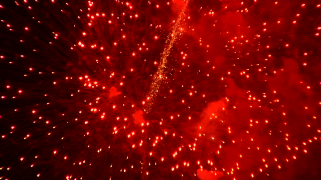 Fireworks 02 (with sound)