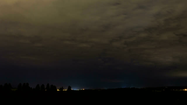 fireworks and fronts, timelapse - south dakota stock-videos und b-roll-filmmaterial