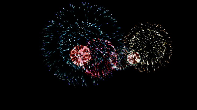 feux d'artifice / Fireworks LOOP