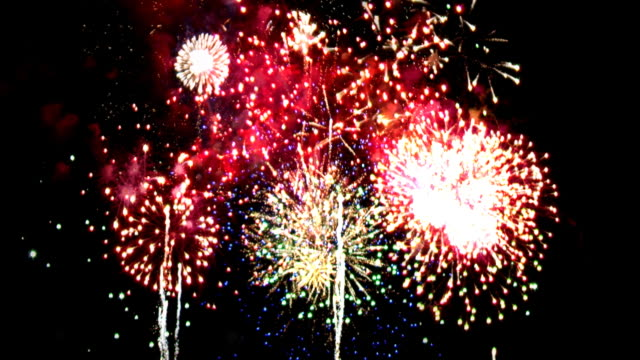 Fireworks - High Intensity (HD)