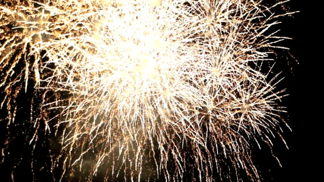 fireworks in the sky - plusphoto stock videos & royalty-free footage