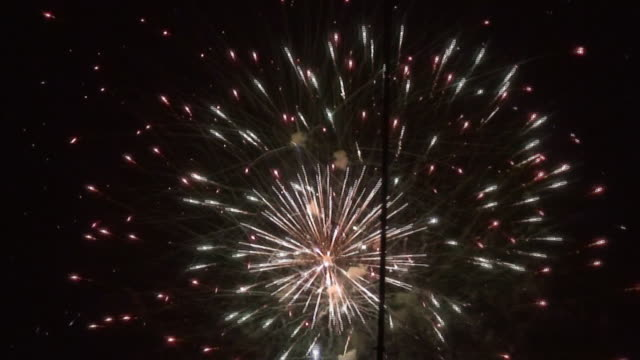 fireworks - reversing stock videos & royalty-free footage