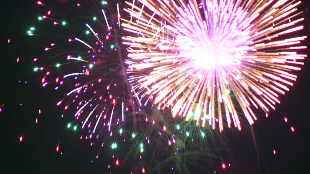 stockvideo's en b-roll-footage met fireworks - exclusief
