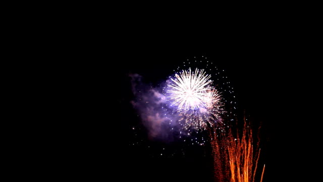 fireworks - plusphoto stock videos & royalty-free footage
