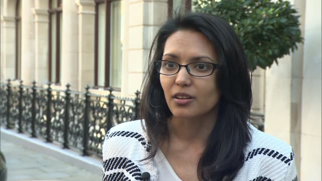 First cinema opens after lifting of 35 year ban ENGLAND London EXT Rothma Begum interview SOT