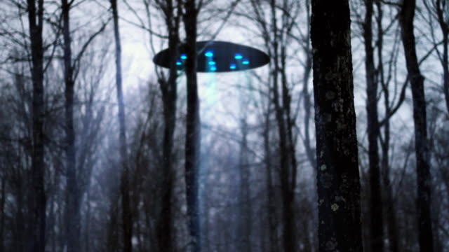 first contact - ufo stock videos & royalty-free footage