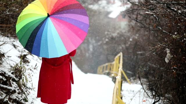 Eerste dag van de sneeuw
