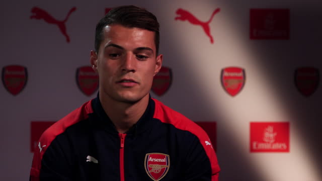 First interview with Arsenal's latest signing
