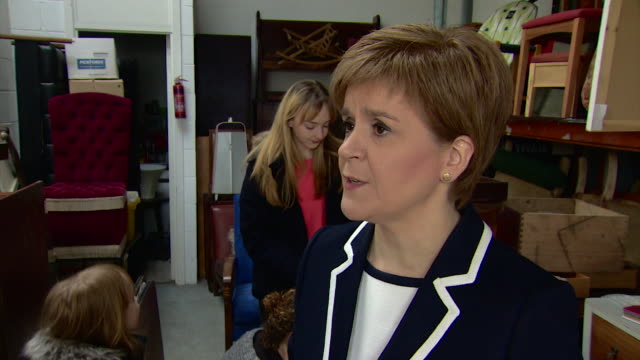 First Minister of Scotland and SNP leader Nicola Sturgeon saying David Cameron has 'big questions to answer' in regards to the Panama Papers leak
