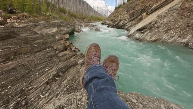 First Person POV, Kootenay National Park