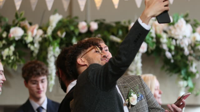 First Selfie as a Married Couple