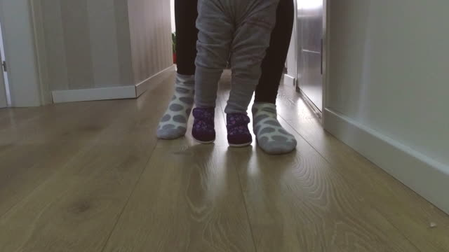 first steps - sock stock videos & royalty-free footage