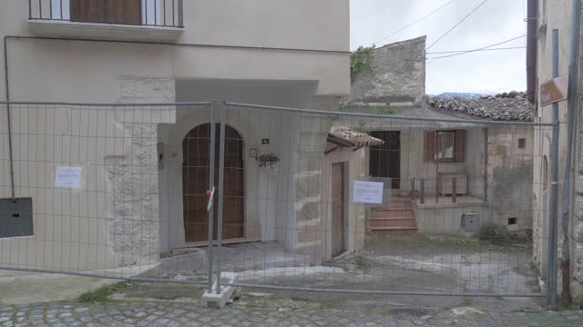 first tragedy after 12 years in the reconstruction after the 2009 earthquake in l'aquila. for the accident at work in san pio delle camere,... - 12 13 years stock videos & royalty-free footage