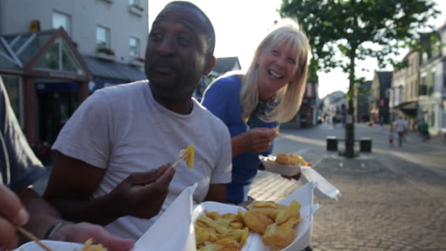 Fish and chips voor ons