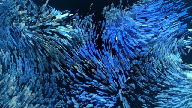 3d fish arrows - imagination stock videos & royalty-free footage