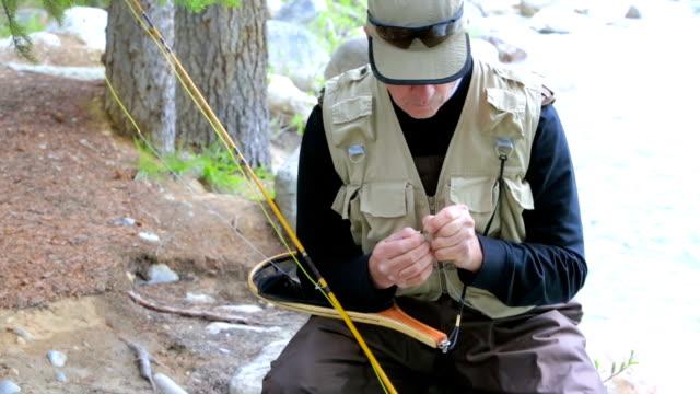 vidéos et rushes de pêcheur liens lure - en individuel