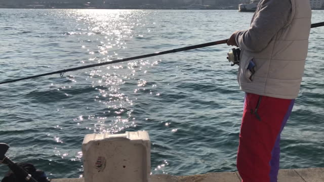 fisherman - amateur stock videos & royalty-free footage