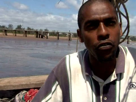 Fishermen in Kenya are enjoying bumper catches and they've got the Somali pirates who terrorise the Indian Ocean to thank Malindi Kenya