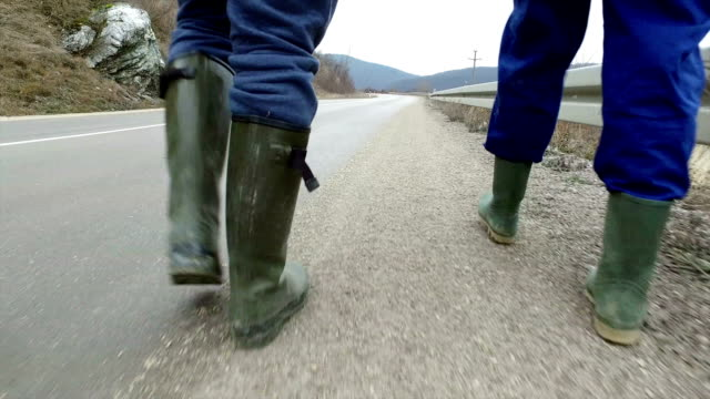 fishermen. - waterproof clothing stock videos and b-roll footage