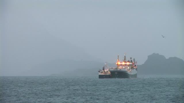 HD: Fishing Boat
