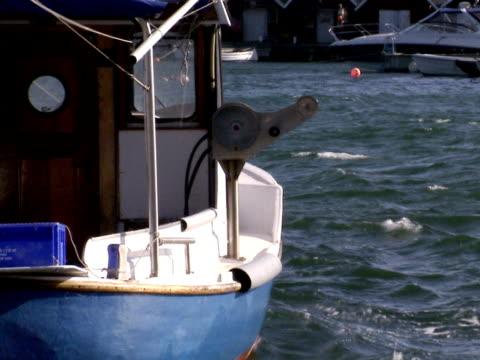 Fishing-boat Smogen Sweden.