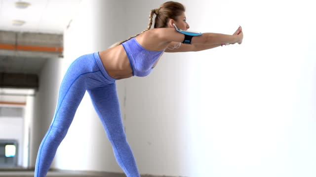 fit and beautiful - sports training drill stock videos & royalty-free footage